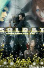 SOLDAT - Final Fantasy VII FF by SessixYoko