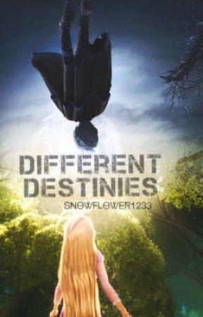 Different Destinies by snowflower1233