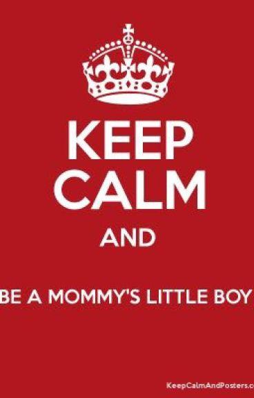 The little boy.