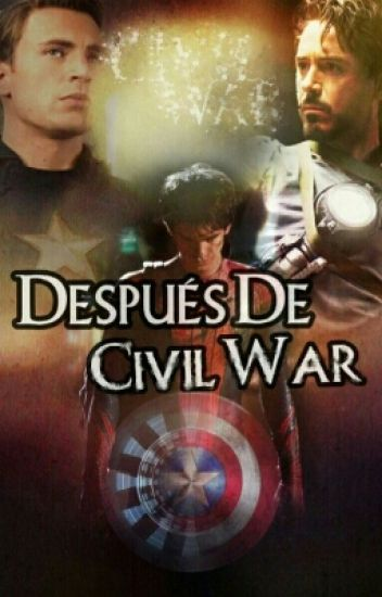 Después De Civil War «Stony» #StonyAwards2016