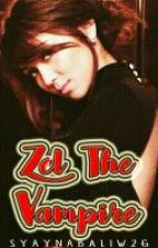 Zel The Vampire by SYAYNAbaliw26