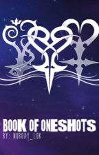 Kingdom Hearts: Book of Oneshots by Lok_the_Nobody