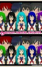 Whatsapp Yandere Simulator by kokeshiELFSJ