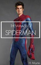 Spider-man PAUSADA by hmartin_