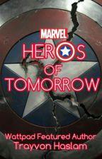 HEROS Of Tomorrow by trayvonhaslam