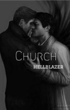 CHURCH  by heIIbIazer