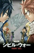 Guerra Gremial; Fairy Tail  by LightMer