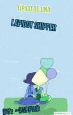 Típico De Una Lapidot Shipper by -Dxminator
