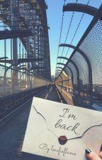 I'm Back IL.HI by martii9898
