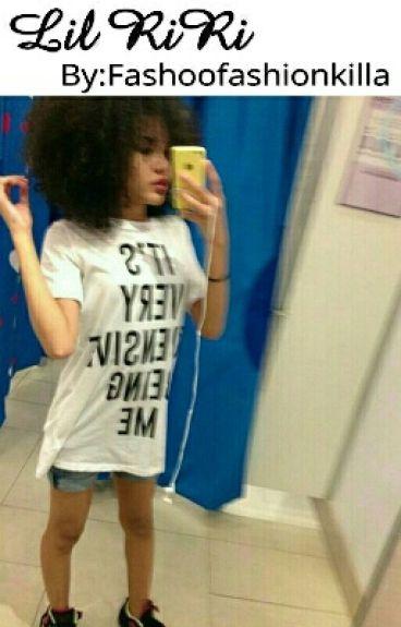 Lil RiRi (Rihanna's daughter)