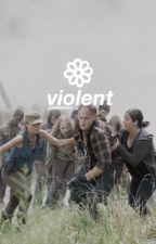 Violent ➵ Daryl Dixon by padalemon