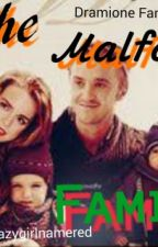 The Malfoy Family by crazygirlnamedred