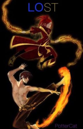 LOST (Avatar The Last Airbender Fanfiction) (Zuko x OC) by PotterCat
