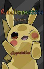 Randomnesssss by napstablind
