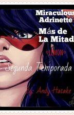 Miraculous Adrinette Lemon Mas De La Mitad(segunda temporada) by Andy-Hatake