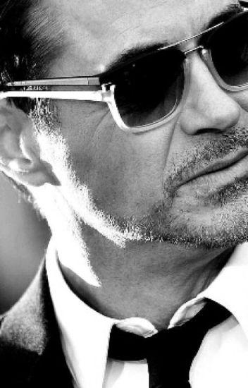 My New Boss (Robert Downey Jr FanFic)