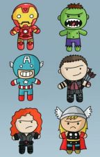 Marvel One Shots by maria_valdez9819