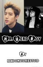 Mr. Nerd Boy (Mark Tuan) by randomstoriestold