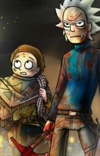 Rick And Morty Zombie Roleplay by That_Amazing_Gamer