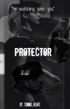Protector -Dark Larry Stylinson/Marcel Fanfiction- by stripperlouisx