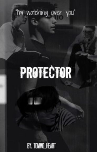 Protector -Dark Larry Stylinson/Marcel Fanfiction-