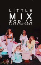 ☁️Little Mix Zodiac☁️ by -murderville
