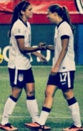Talex ( Alex Morgan & Tobin Heath )