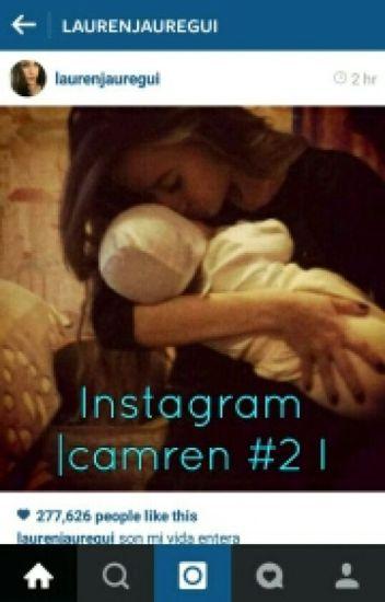 Instagram → camren #2