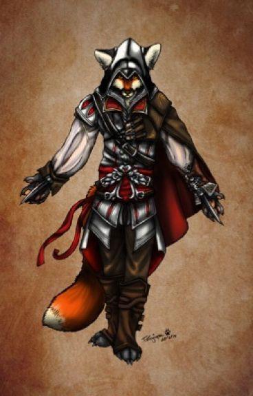 My Assassin Fox (Kung Fu Panda fanfic - Tigress x OC)