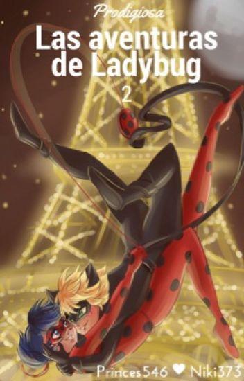 Prodigiosa:Las aventuras de Ladybug 2 #PremiosLadybug2017