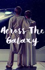 Across The Galaxy (Luke Skywalker x Reader)  by _Scoundrel104_