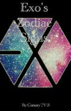 Segni Zodiacali con gli EXO(Kpop) by SaveralGirl