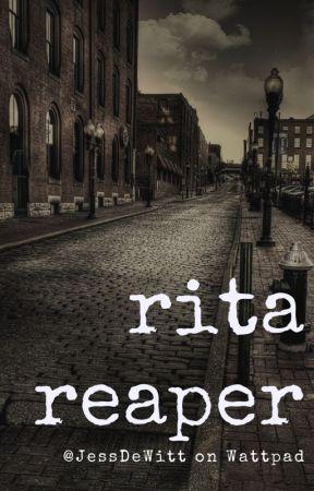 Rita Reaper by JessDeWitt
