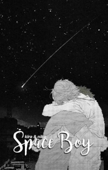 space boy - iwaoi [rewriting]