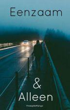 Eenzaam & Alleen | Nathan Vandergunst by PineaplleMango
