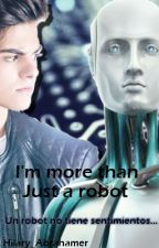 I'm more than a just robot (Abraham Mateo) by GoldenHeart85