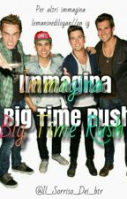 || Immagina Btr ||  by alizxce
