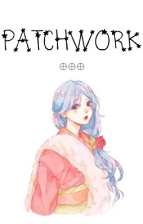Patchwork // anime imagines by evertea