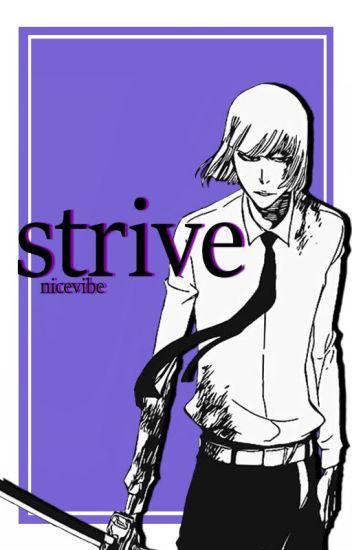 strive • bleach