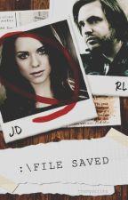 File Saved | III | b. barnes | by themysciira