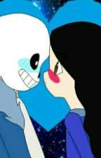 Me enamoré de un esqueleto ?Sans x lectora  by linlafujoshi7u7