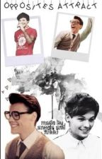 Opposites Attract: a Larcel Fanfic by payzerperf
