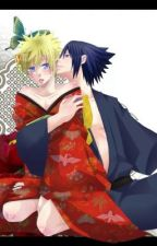 SasuNaru Early Morning Blowjobs by Sherain_C