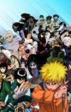 Naruto Imformation about Everything and Everyone by imawesomeKL