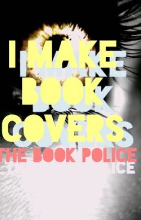 I make book covers! by TheBookPolice