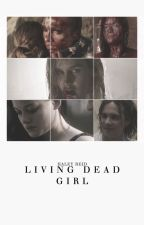 Living Dead Girl → FearTWD // Nick Clark by queenhales