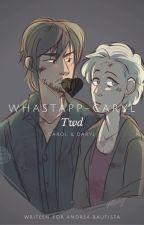 WhatsApp  Caryl - The Walking Dead by Sayanagisa23