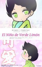 WIGETTA LOVE: El Niño De Verde Limón by Paint_blr