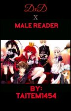 DxD X MaleReader  by A_dArK_S0UL