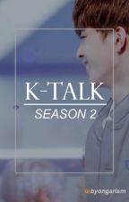[ㅎ] K-Talk! 「96년.」 by winnertrxsh